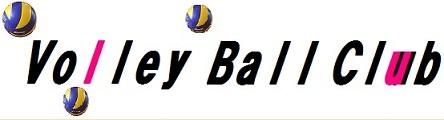 ぶろぐバレーボールロゴ