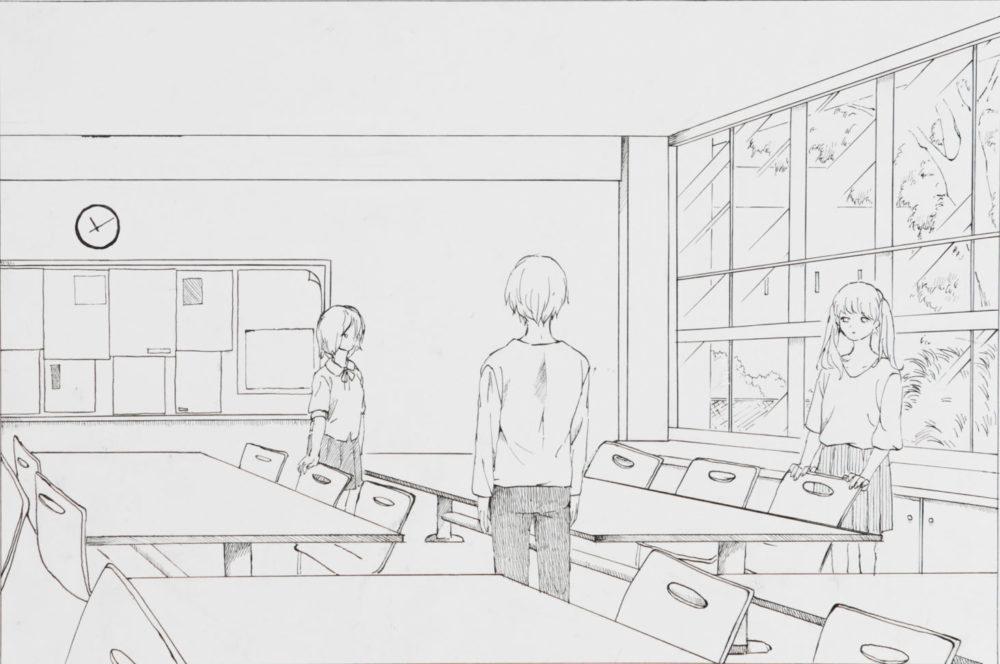 2018前期-マンガ基礎(背景・室内)13