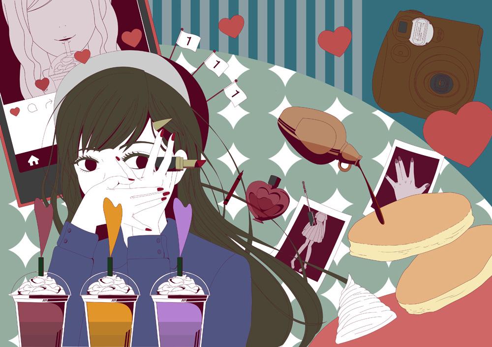 2017後期-コミックイラストレーション応用Ⅱ-13